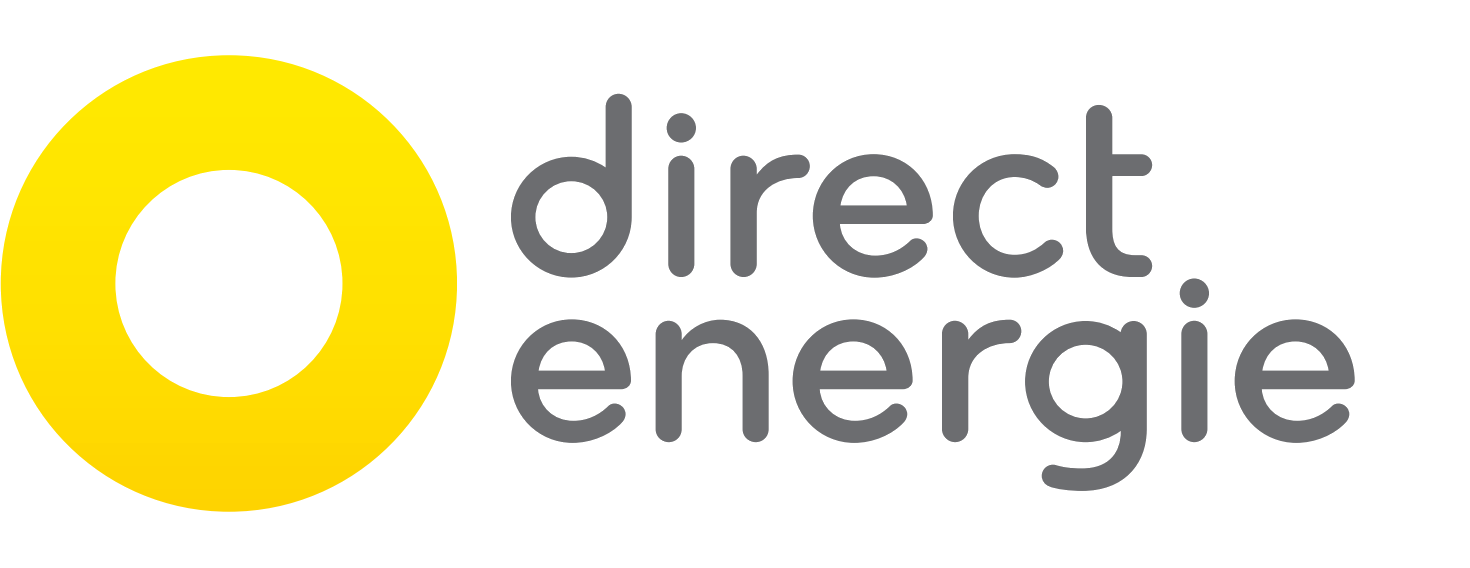logo Direct Energie -7% prix kWh